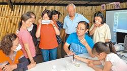 社區打造食物森林 檢測水質更安心