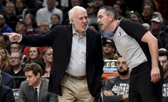 NBA》高齡教練不應復賽?這幾隊有麻煩