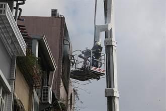 又是鐵窗阻救援 斷了高醫前院長賴文德女兒一家逃生路