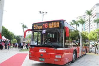 彰化16路公車直達台中朝馬 中巴不夠改大巴 將增烏日高鐵站