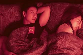 香港準影帝和鄧麗欣「蓋棉被純聊天」喊甜蜜