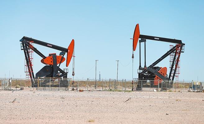 圖為頁岩油氣鑽井。圖/路透