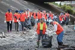 河川汙染整治有成 水鳥嬌客重現客雅溪