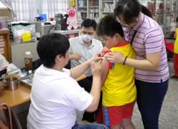 防疫當前也別忘讓幼童接種各項疫苗