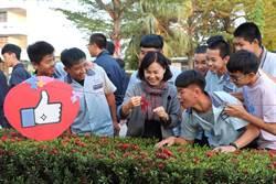 20%學生外流  嘉縣兩國中轉型雙語實驗學校