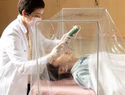 成醫戰役型防護罩 降低醫護感染風險登國際期刊