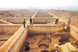 龍山文化遺蹟 呈現遠古聚落面貌