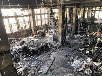 名醫世家大火5死致命原因 木作裝潢鐵窗堵死僅單一出口