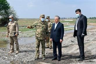 烏茲別克水壩竣工才3年就潰堤 緊急撤離10萬居民