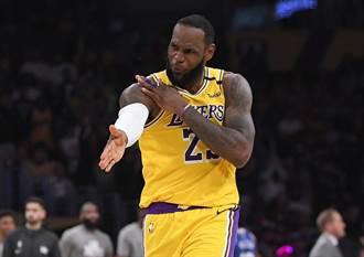 NBA》詹姆斯生涯最終季 可能選這裡?
