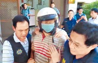 殺警案嫌不上訴家屬無力籌款 移送台南高分院面臨續押