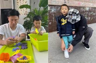 Gary兩歲兒「喜歡的玩具都放回架上」 童言吐原因全網哭崩…