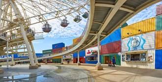 台中港三井OUTLET貨櫃市集全新升級 沙鹿車站免費接駁車開通