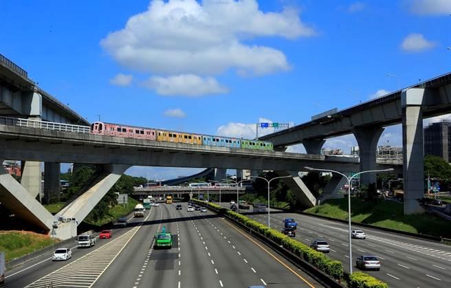 結合交通便利與其他優勢,A7在房價部分將追上機捷其他站。/圖片來自富比士地產王網站