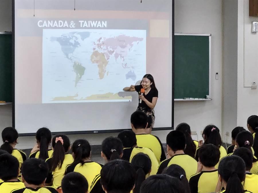 嘉縣水上鄉忠和國中將在109學年度轉型成雙語實驗課程學校。(嘉義縣教育處提供/呂妍庭嘉義傳真)