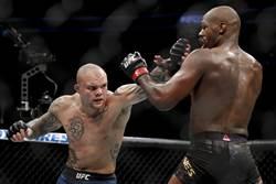 小心為上 UFC全面檢測新冠病毒
