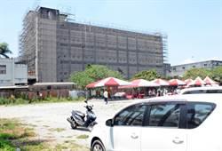 屏東超前部署 菸廠旁興建立體停車場
