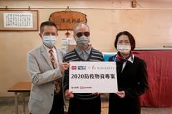 台灣諾華成立「防疫物資專案計畫」 捐助協助社福單位對抗疫情