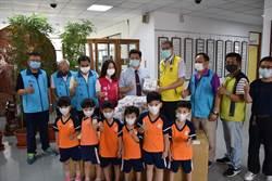 竹南在地企業家捐口罩給竹南鎮公所
