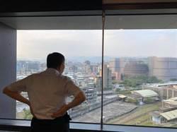 柯遠視京華城火災 網嗆隔岸觀火