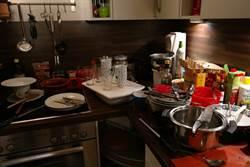 廚房越亂會吃越多 掌握6原則避免