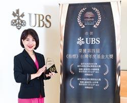瑞銀再獲肯定 瑞銀中國精選基金連四年拿大獎