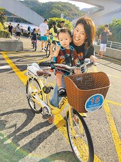 5月4日至10日 河濱公園騎單車 媽媽免費