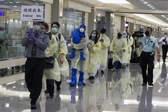 印度撤僑包機9人有症狀 採檢後回去集中檢疫