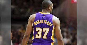 NBA》世界和平先生心中史上前五 合計32座冠軍