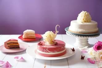 新竹豐邑喜來登祭母親節優惠  為媽媽打造夢幻蛋糕