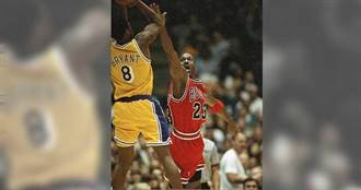 Kobe賽後「堵」MJ 逼隊友一起等只為問怎麼變強