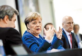 疫情下 歐美領袖民調兩樣情
