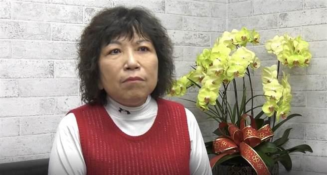 國民黨立委葉毓蘭。(資料照片)