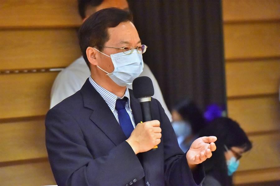 行政院政委龔明鑫。(行政院提供)
