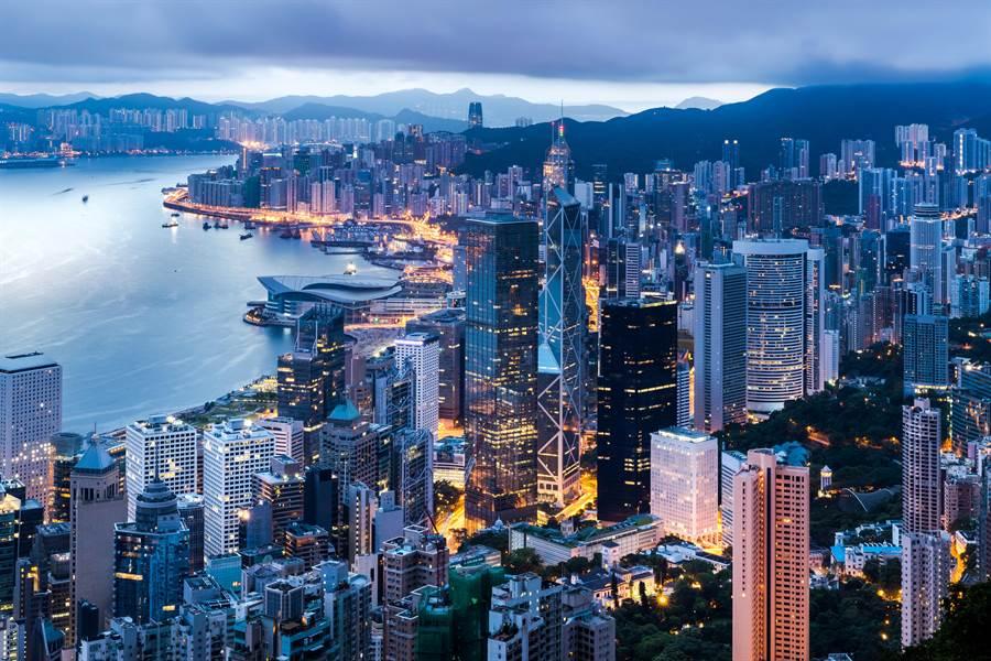 香港受疫情衝擊,今年「五一」假期大陸旅客急凍。(shutterstock)