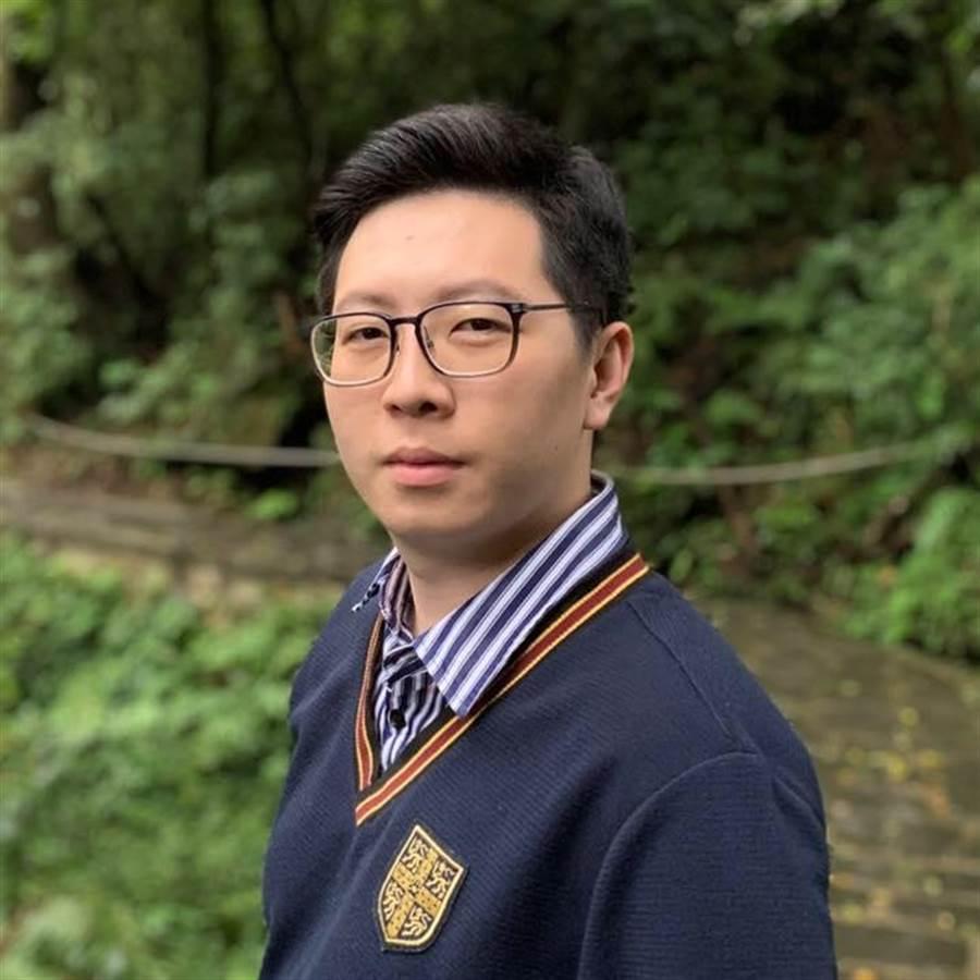 民進黨桃園市議員王浩宇。(取自臉書)