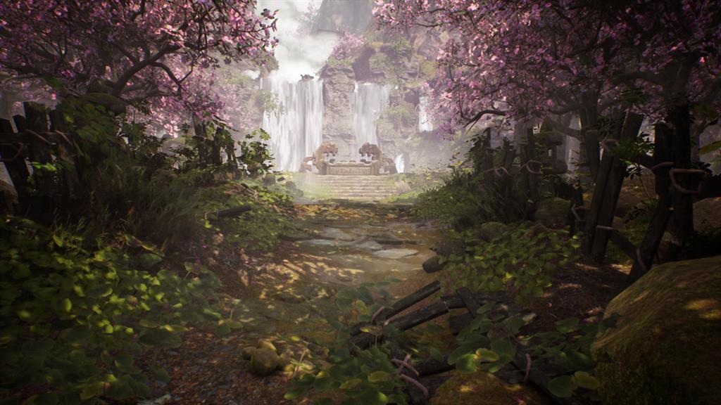 《軒轅劍柒》遊戲環境再升級 3D畫面太擬真(圖/大宇資訊 提供)