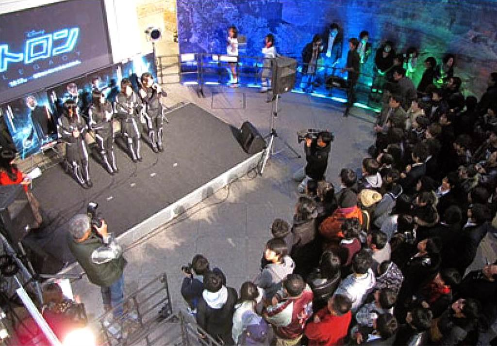 張志揚犯案後,竟然毫不在乎,反而逃到名古屋觀看喜愛的日本少女團體演唱會而遭到逮捕。(中時資料庫)