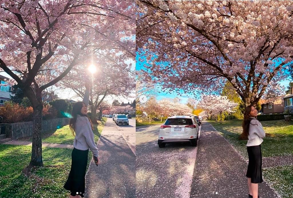日前許倚榕在Instagram曬出近照,真實身材曝光,完美承襲媽媽女神基因。(圖/ 摘自許倚榕IG)