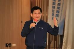 林佳龍:政府紓困措施挺觀光業 盼下半場「反敗為勝」