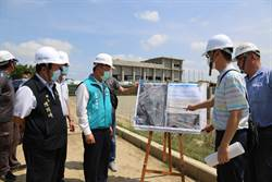 汛期將屆 嘉縣沿海防汛建設近期完工