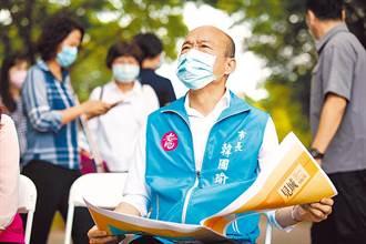 韓國瑜2022年讓王浩宇擔憂:到桃園選很有可能會贏