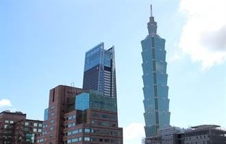 今年首筆辦公租金單價4000元 台北101大樓拔頭籌