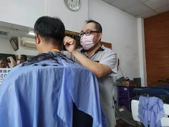 嘉義有個理髮家族 4名成員分地開3間店