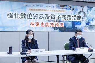 疫情打擊貿易 貿協斥7000萬啟動強化數位貿易措施