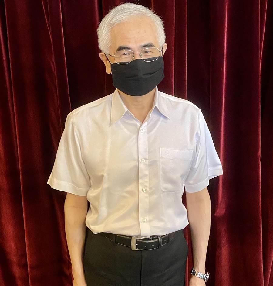 明泰董事長李中旺遭閃電拔除後,又遭友訊董事會遭解任副董一職。(圖/王逸芯攝)
