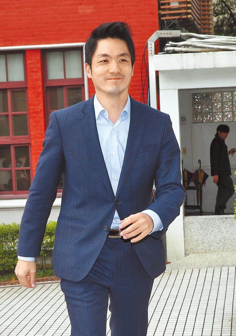 國民黨立委蔣萬安也是國民黨未來台北市長熱門人選。(本報資料照)