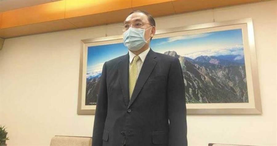 蔡清祥承諾以後盡量不會針對司法個案用「天理難容」成語作評論。(圖/本報資料照)