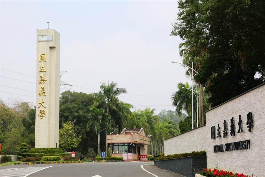 國立嘉義大學一名陳姓教授遭起訴偽造文書罪。(廖素慧攝)
