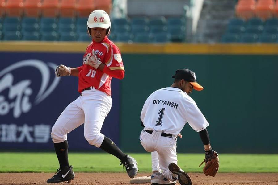 2019年「新北國際城市U-18棒球賽」。(新北市教育局提供/許哲瑗新北傳真)
